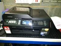 Brother A3 / A4 Scanner Printer