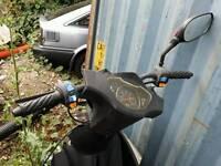 Lexmoto 125 16reg 50cc parts