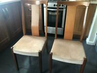 Dining Chairs x2