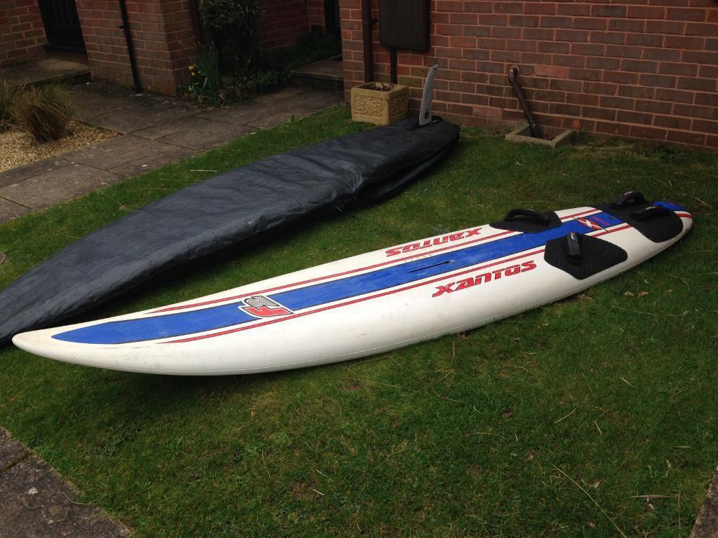 Windsurf board F2 Xantos | in Highcliffe, Dorset