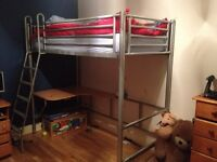 JAY-BE Bunk Bed with Desk