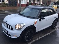 MINI Countryman 1.6 Cooper (Pepper pack) 5dr Man 2012 (62 Reg) - Upgraded Alloys FSH Price £10995