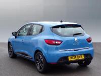 Renault Clio DYNAMIQUE MEDIANAV ENERGY DCI S/S (blue) 2014-07-31
