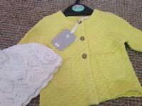 3-6 month old girls clothes