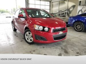 2014 Chevrolet Sonic LS * BLUETOOTH * A/C * CRUISE