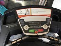 Running machine (treadmill)