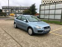 2007 Ford Focus 1.8 TDCI – 5 Doors, MOT, FSH, Blue, Diesel, Manual