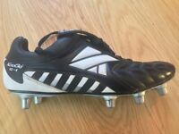 KooGa G-1 Rugby Boots - Size 9 (EU 43) - Worn Once