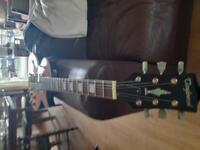 Tanglewood single cut les Paul style electric guitar