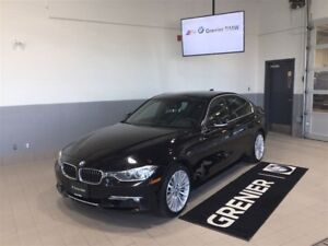 2013 BMW 335i xDrive+Nav+Xenon+Luxury+0.9%