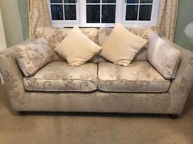 2 x Two Seater M&S Sofas