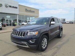 2015 Jeep Grand Cherokee Jeep Grand Cherokee Limited