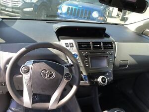 2012 Toyota Prius v Base (CVT)   CAMERA   NO ACCIDENTS Kitchener / Waterloo Kitchener Area image 13