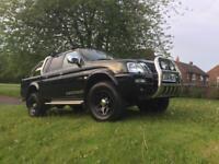 Mitsubishi warrior 2.5 £2950 O.N.O