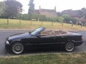 BMW E36 320 Convertible