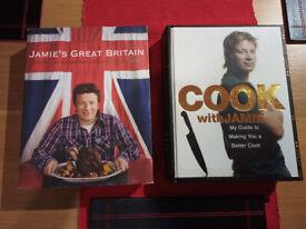 Jamie Oliver Cook Book (Hardback)