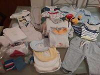 Large baby boy bundle
