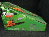 New chainsaw