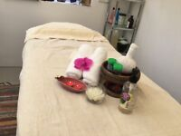 Traiditional Thai massage , Oil massage