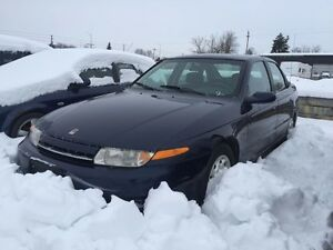 2000 Saturn L LS1-SOLD AS IS-Power Wdws/Drs/Mrrs-Cruise-AC-Tilt London Ontario image 4