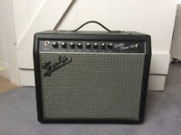 Fender Super Champ XD amp + Footswitch