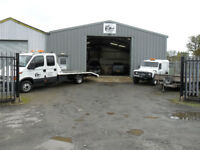 Land Rover Restoration, Rebuilds, Repairs & Servicing at Badgers 4x4 Ltd. North Devon based.