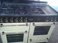 Commercial Duel Fuel Gass Cooker With Free Delivery