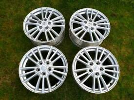 Genuine Suzuki swift sport alloys