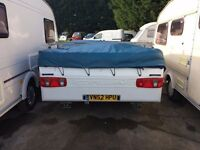 conway cruiser 2000 model 6 berth with full awning,paperwork,very good condition,