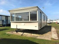 Cheap Cosalt Capri Static Caravan Holiday Home, 8 Berth, Skegness, Ingoldmells, 2018 Site Fees Inc.