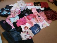 Girls bundle 1 clothing bundle size 4-5&5-6&6-7yrs ml5