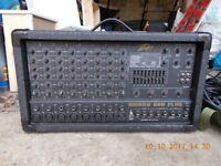 Peavey XRD 680 plus amp