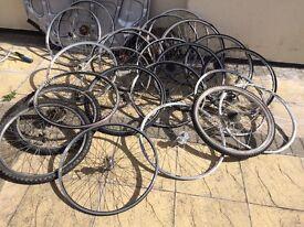 Job Lot of Top Big branded bike Rims