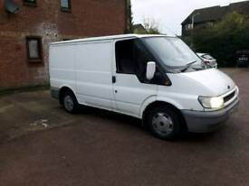 Ford transit swap or sell