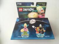 Lego Dimensions Kristy and Clown Bike