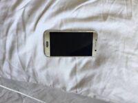 Samsung Galaxy S6 Platinum gold (32gb) EE, hardly been used so still brand new