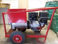 Harrington Spitfire 200 DC welder generator