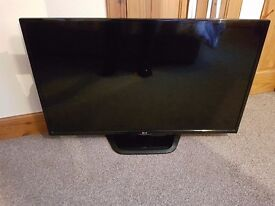 "42"" lg tv for sale."