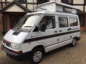 Auto-Sleeper Rimini 2 Berth Camper Van - Renault Trafic 1996 - Part Exchange Welcome