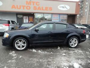 2012 Dodge Avenger SXT KM : 68K, SUNROOF