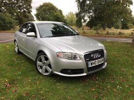 Audi A4 3.0 V6 TDI Quattro Sport Auto Saloon s line bargain not Passat BMW