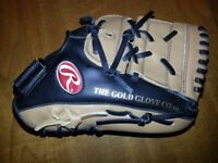 Base Ball Glove, Rawlings,Players Series, PL1158, 11 1/2 inch.
