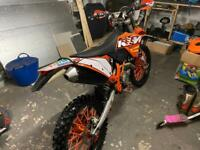 Ktm 450 exc 2010 fully road legal ready to go, enduro