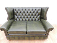 Chesterfield Antique style sofa (Delivery)