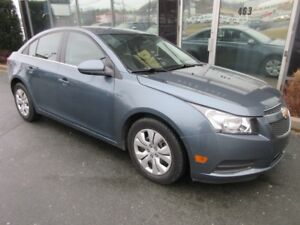2012 Chevrolet Cruze LT TURBO WITH ONLY 95K