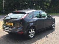 Ford, FOCUS zetec,1.6 Petrol Hatchback, 2010, 12 months mot