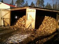 Woody's Hardwood Firewood - Seasoned or Green