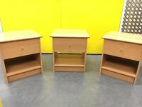 Matching side cabinets•free delivery