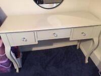 Laura Ashley Dressing table, up cycling project