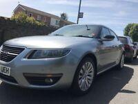 Beautiful Saab 9-5 new shape